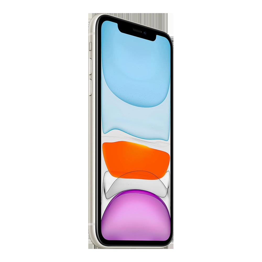 Apple IPhone 11 Blanc 128Go profil