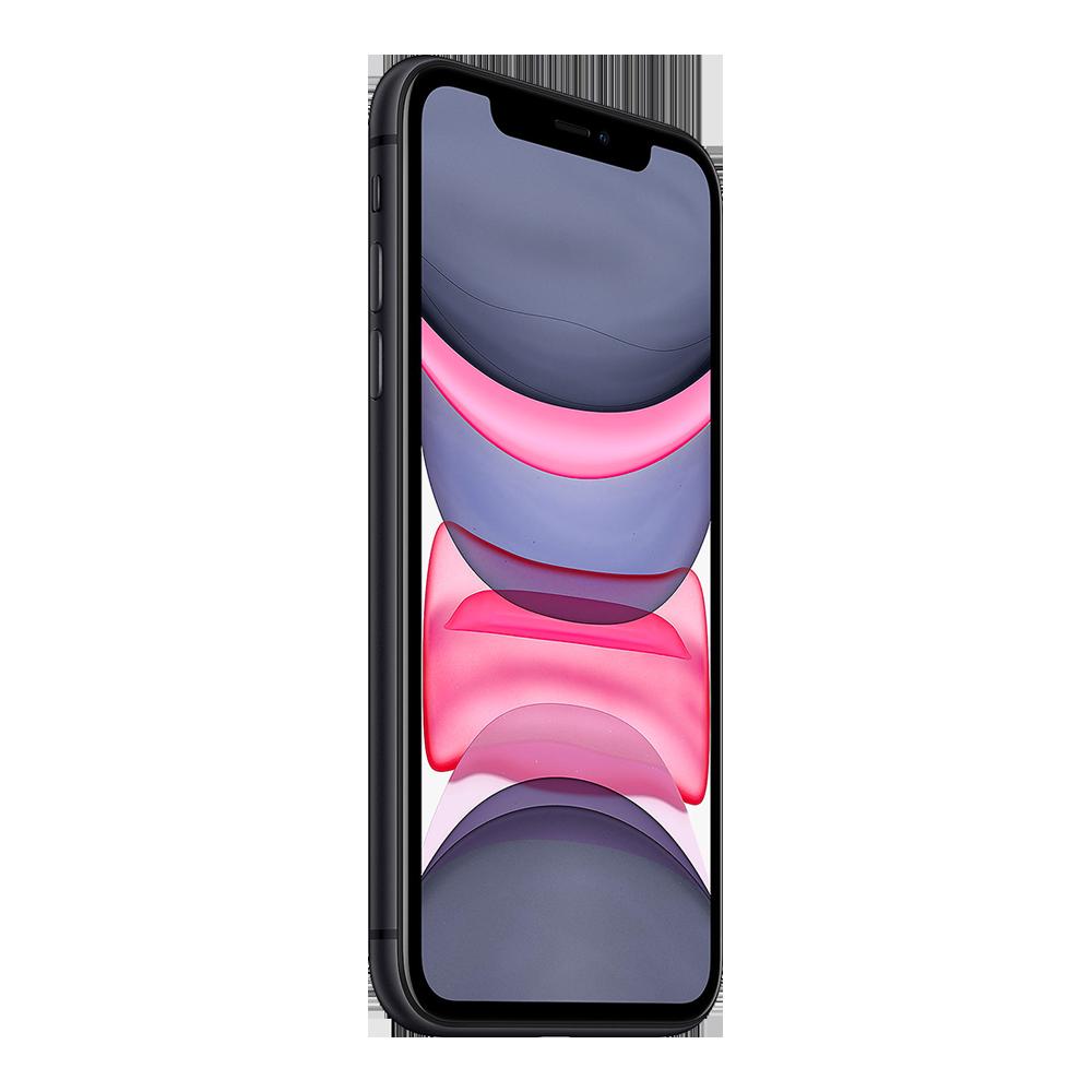 Apple IPhone 11 Noir 128Go profil