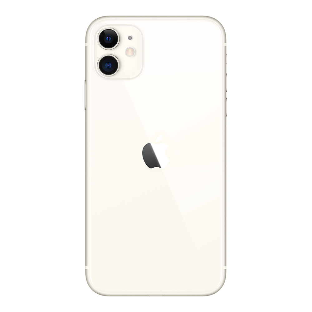 Apple IPhone 11 Blanc 256Go dos