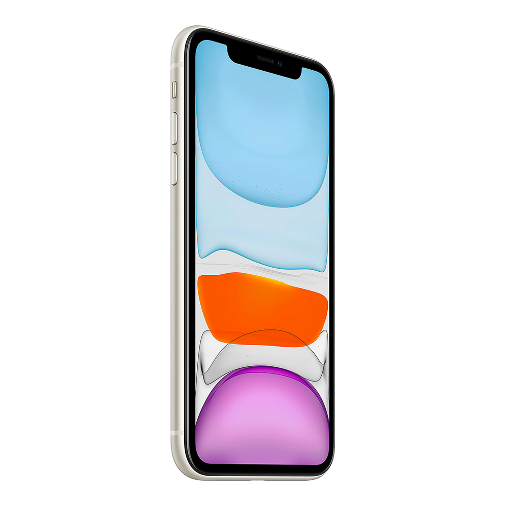 Apple IPhone 11 Blanc 256Go profil