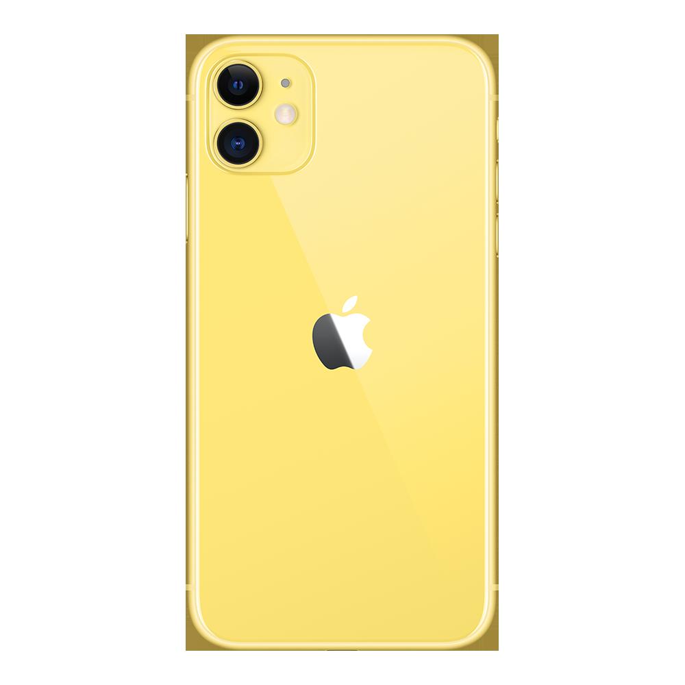 Apple IPhone 11 Jaune 256Go dos