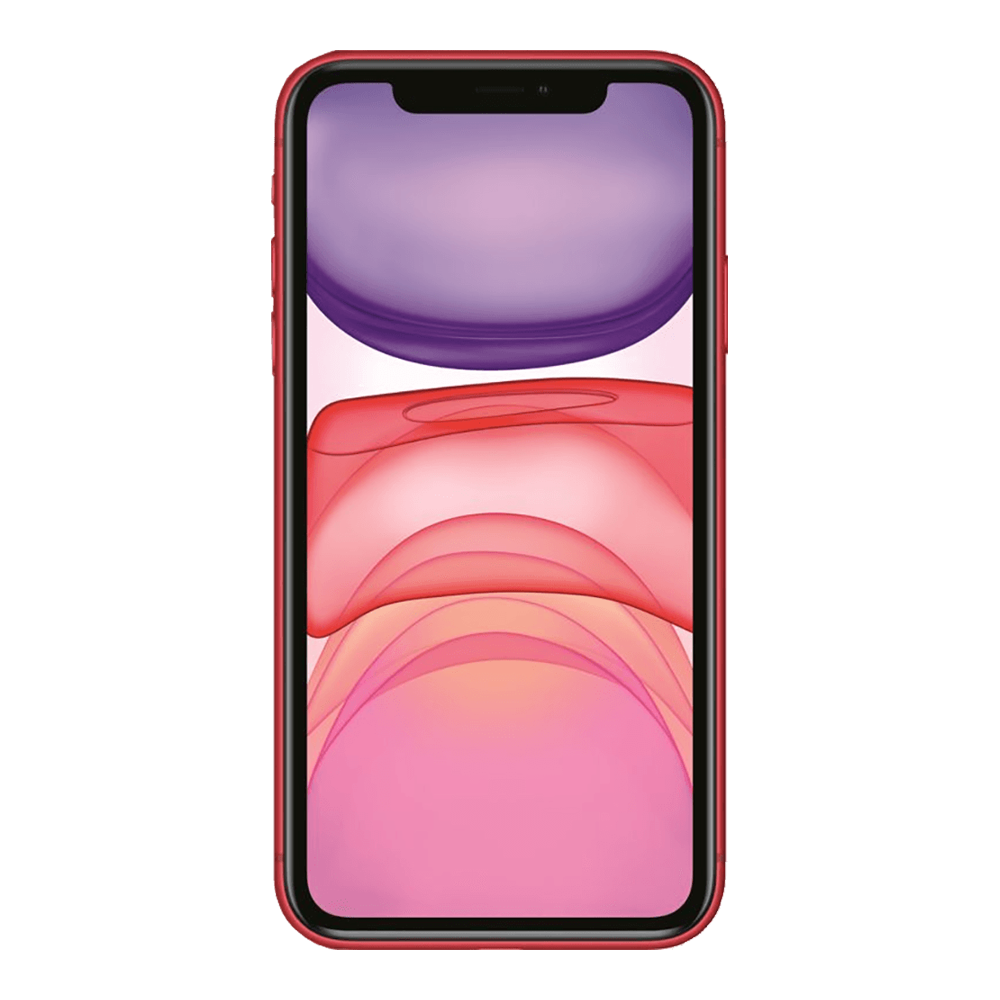 Apple IPhone 11 Rouge 256Go face