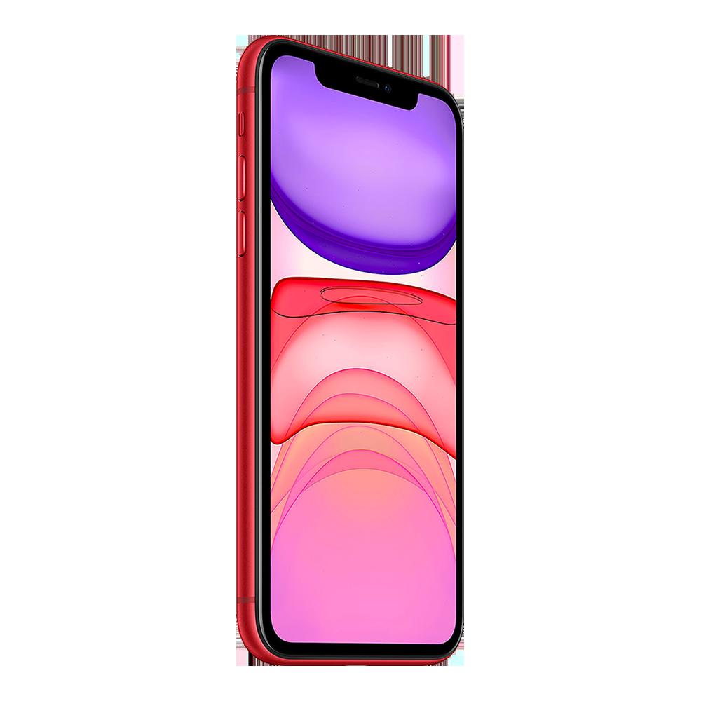 Apple IPhone 11 Rouge 256Go profil