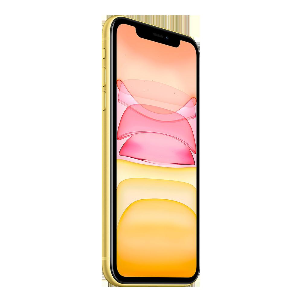 Apple IPhone 11 Jaune 64Go profil