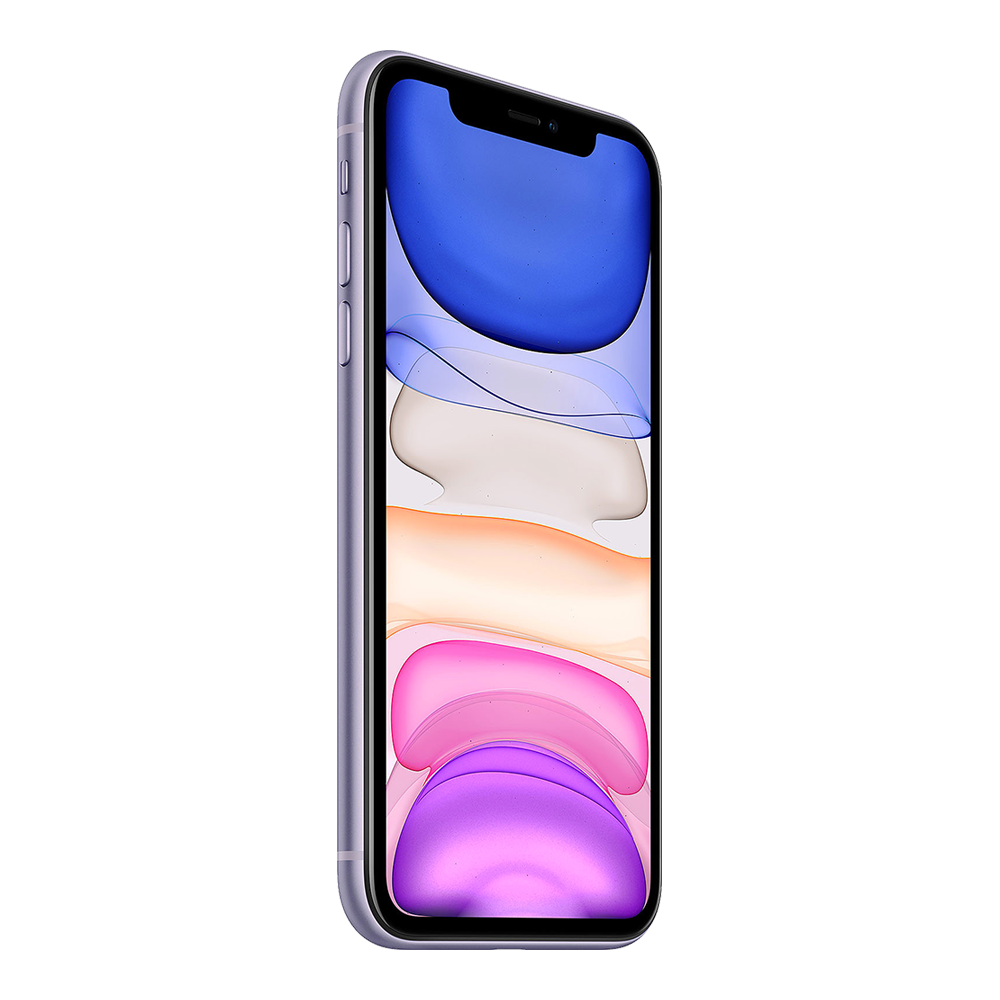 Apple IPhone 11 Mauve 64Go profil