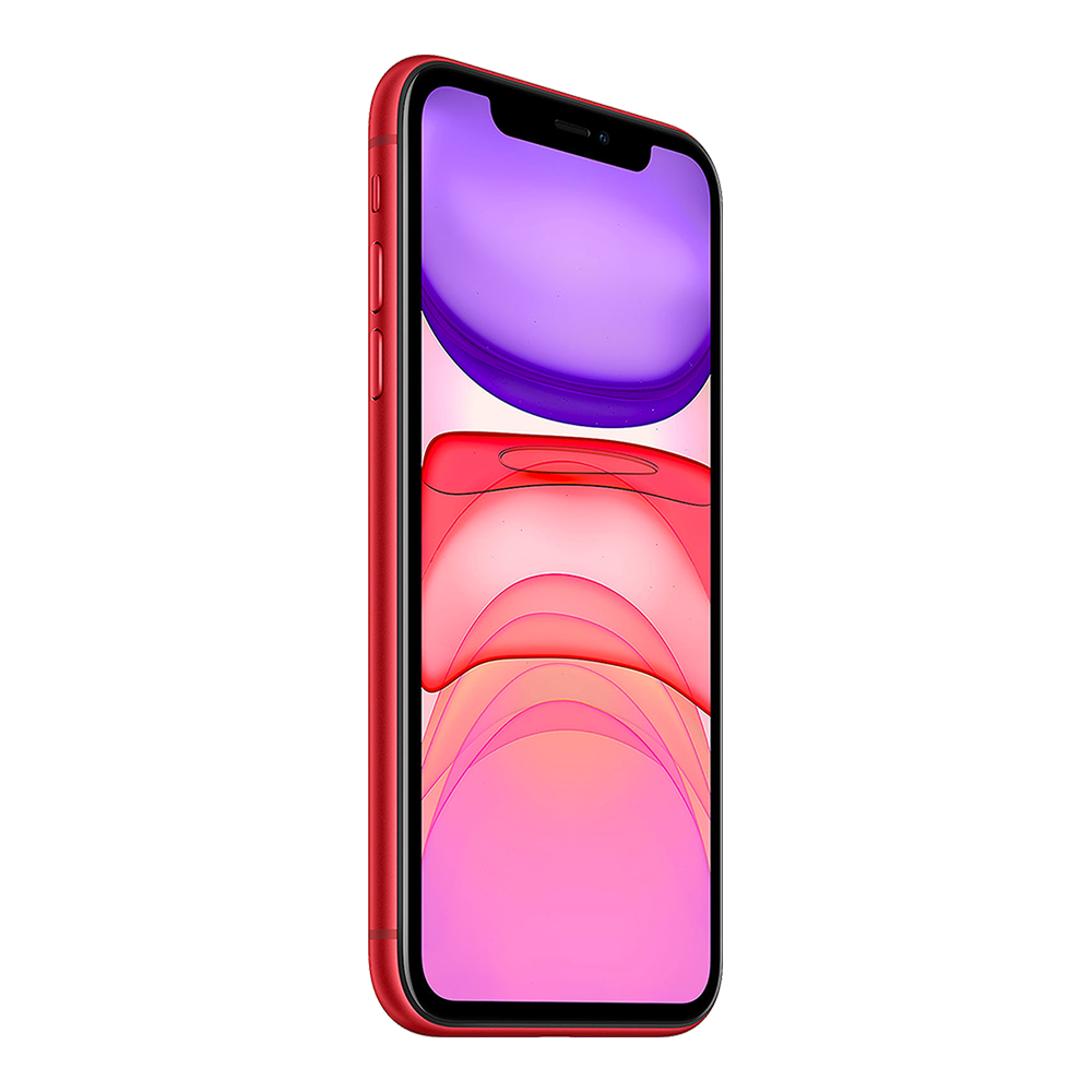 Apple IPhone 11 Rouge 64Go face