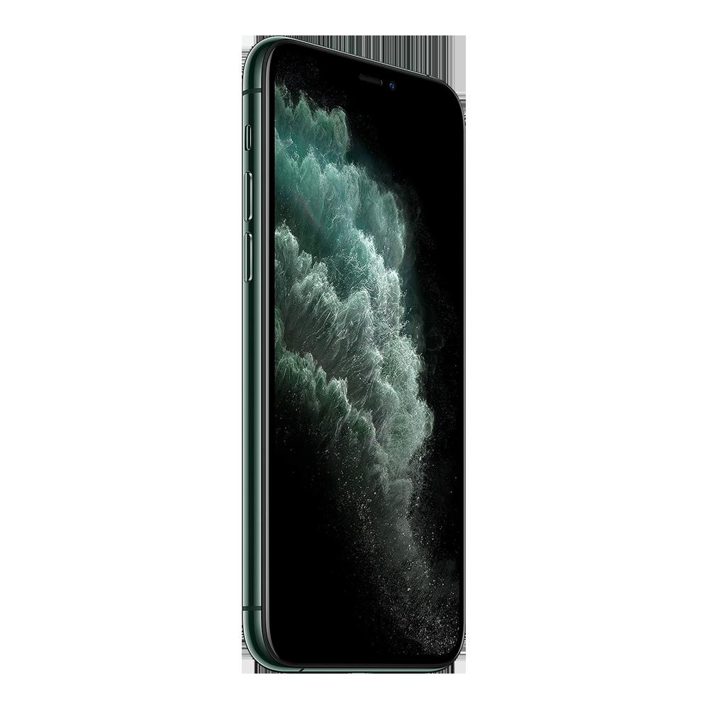 Apple IPhone 11 Pro Vert Nuit 512Go profil