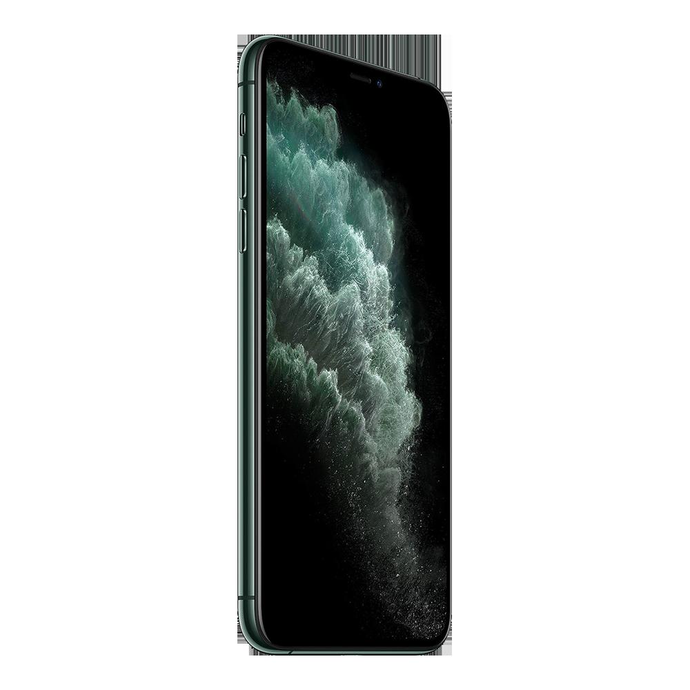 Apple IPhone 11 Pro Max Vert Nuit 64Go profil
