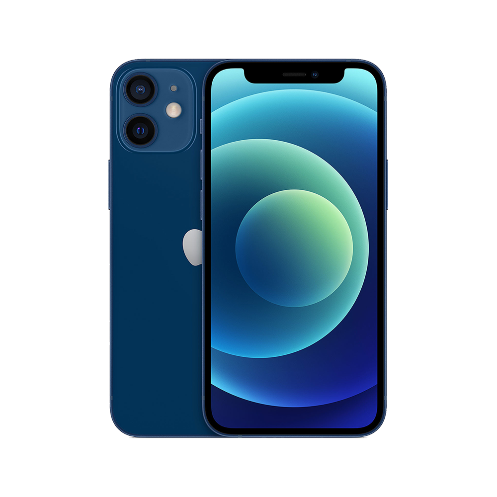 Apple-iPhone-12-mini-128go-bleu-face