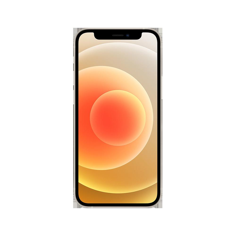 Apple-iPhone-12-mini-64go-blanc-face1