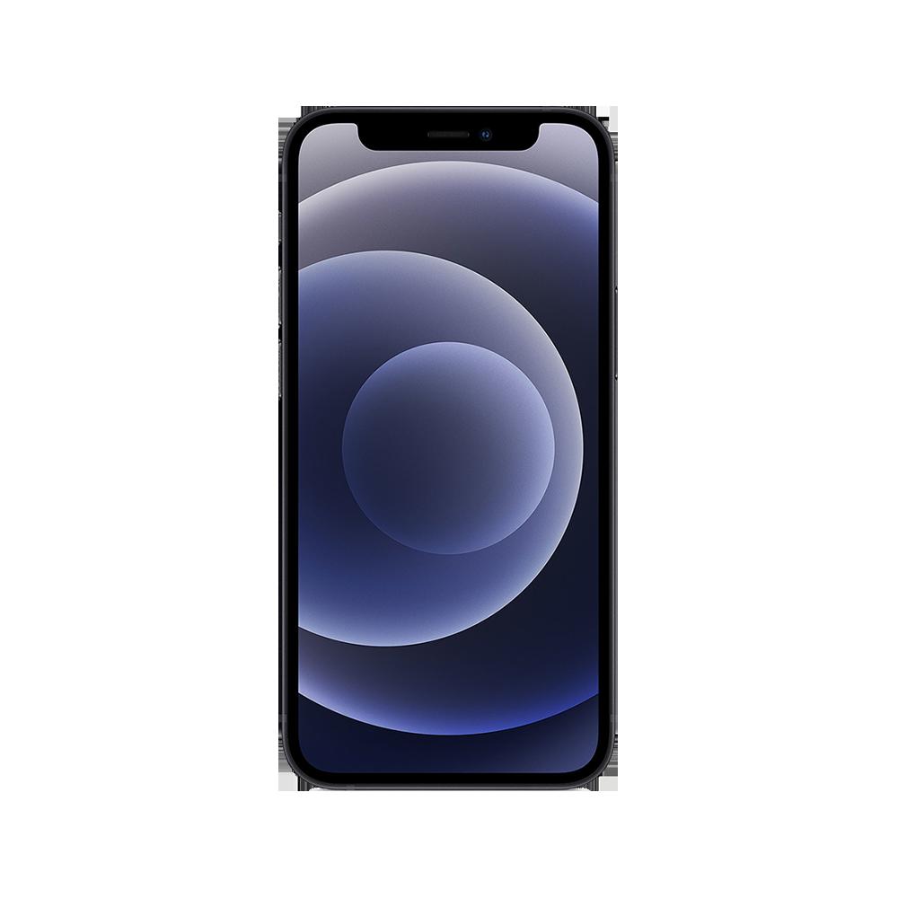 Apple-iPhone-12-mini-64go-noir-face1