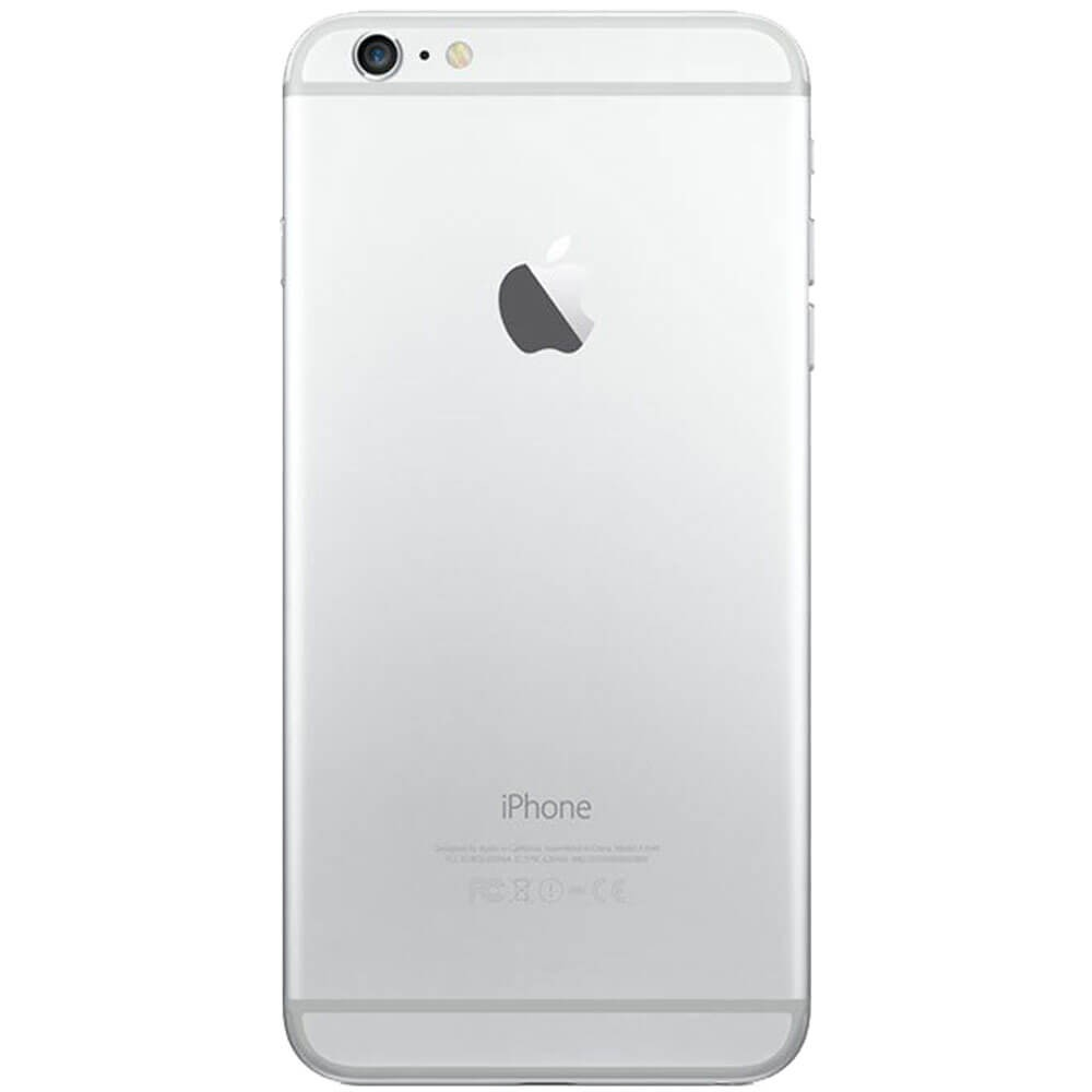 Apple iPhone 6S 32Go Argent - Dos