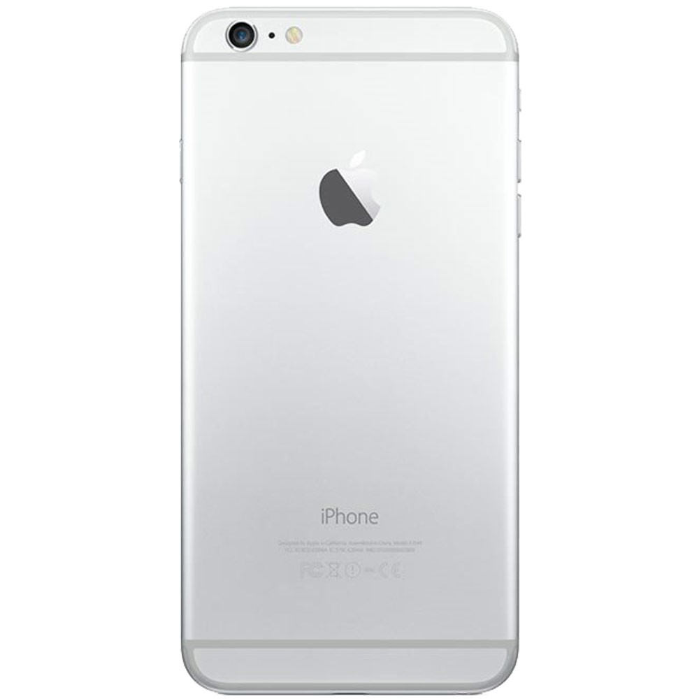 Apple iPhone 6s Plus 32Go-argent- Dos