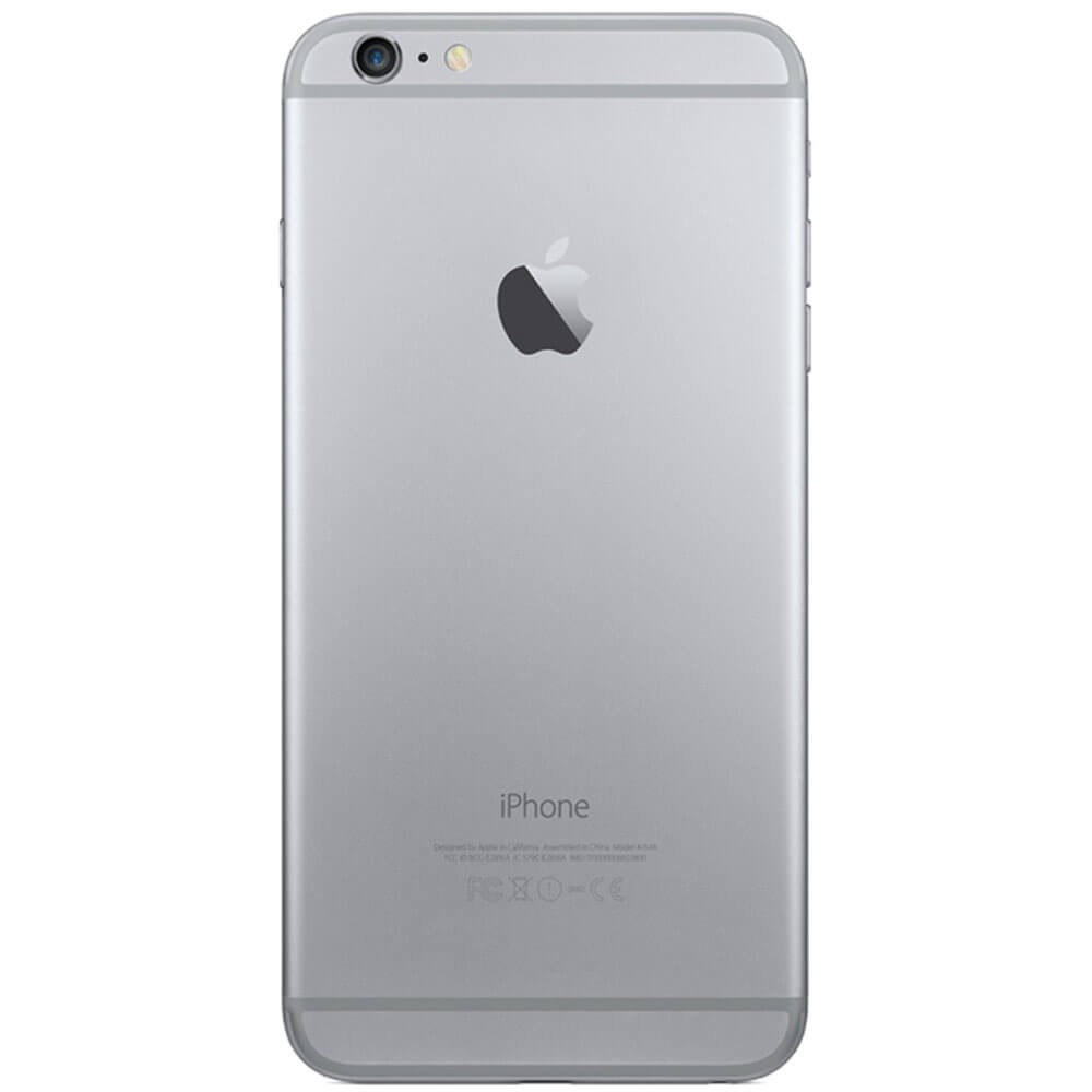 Apple iPhone 6S Plus 128Go Gris Sidéral - Dos