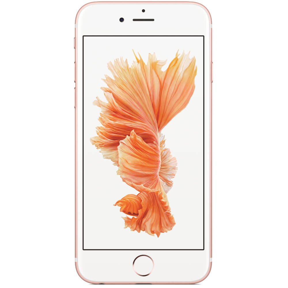 Apple iPhone 6S Plus 32Go Or Rose - Face