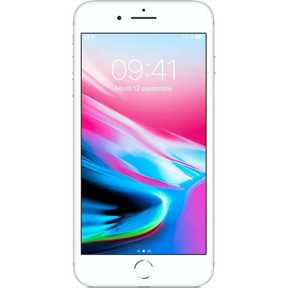 Apple iPhone 8 Plus 256Go Argent - Face