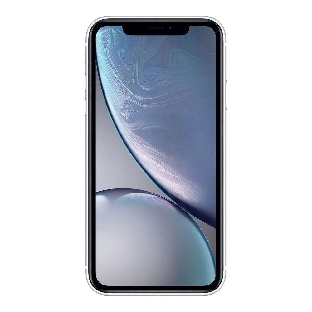 Apple-iPhone-XR-128Go-blanc-face
