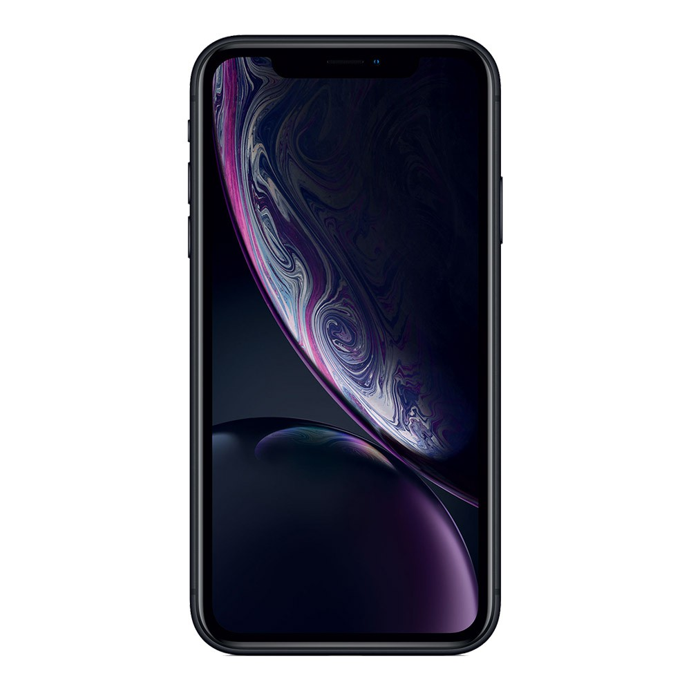 Apple-iPhone-XR-64Go-Black-face