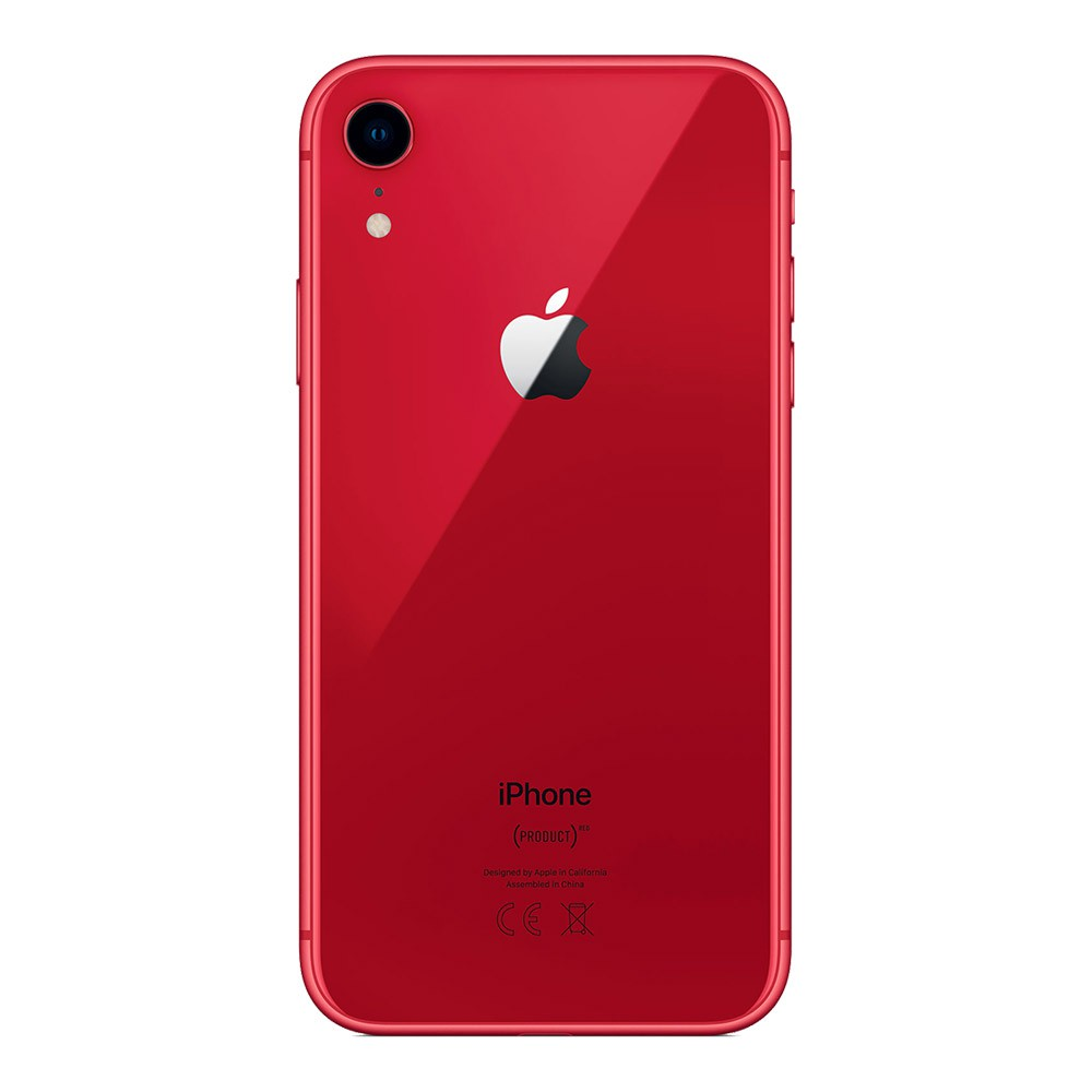 Apple-iPhone-XR-64Go-rouge-dos