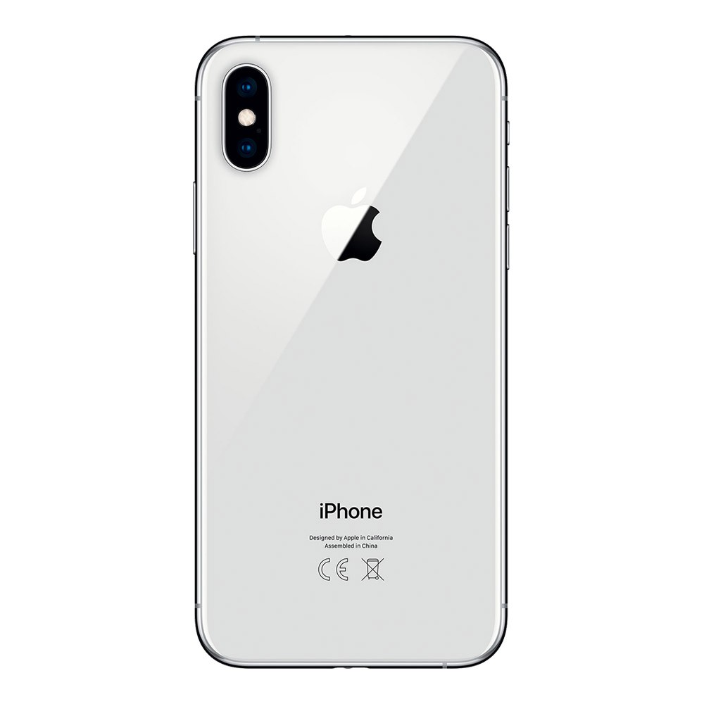 Apple-iPhone-XS-64Go-blanc-dos