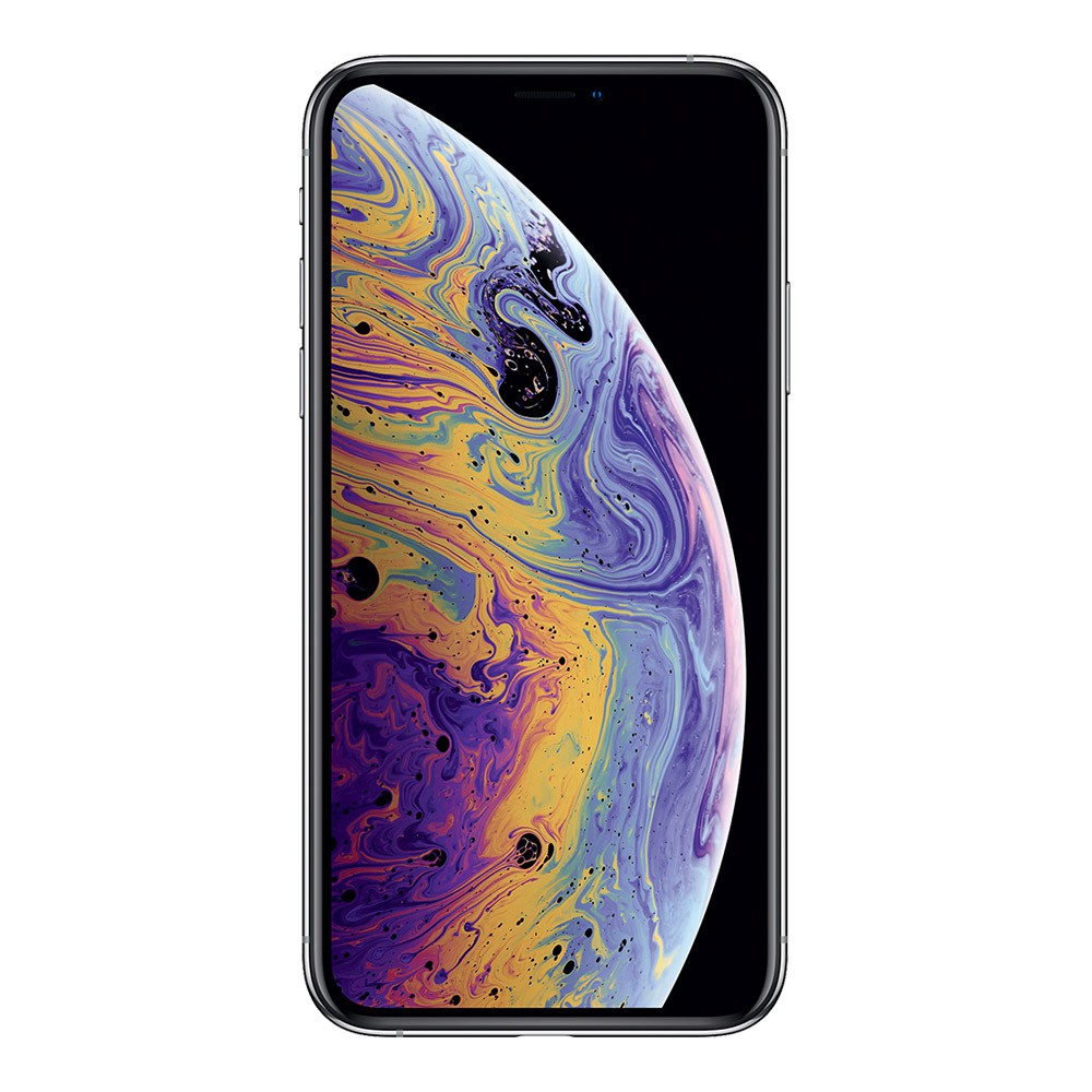 Apple-iPhone-XS-64Go-blanc-face