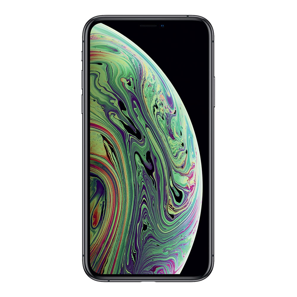 Apple-iPhone-XS-64Go-Gris-face
