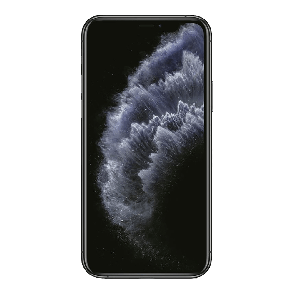 Apple IPhone 11 Plus Gris Sidéral 64Go face