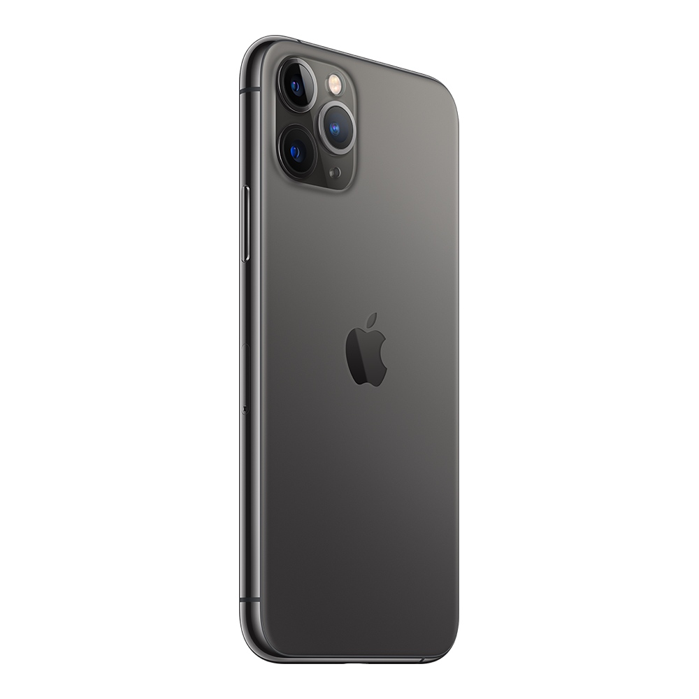 Apple IPhone 11 Plus Gris Sidéral 64Go profil