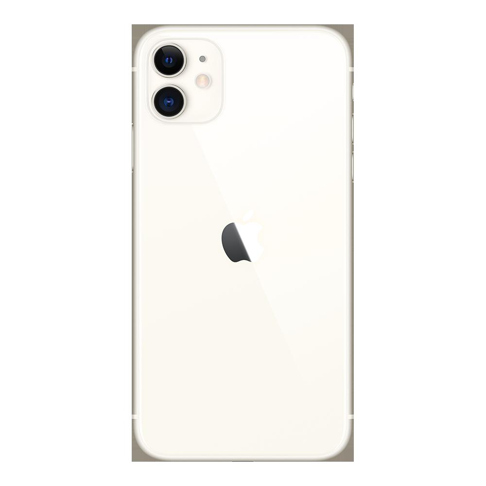 Apple IPhone 11 Blanc 64Go dos