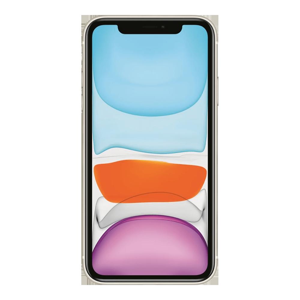 Apple IPhone 11 Blanc 64Go face