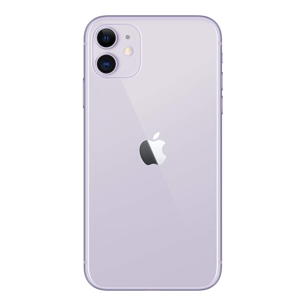 Apple IPhone 11 Mauve 64Go dos