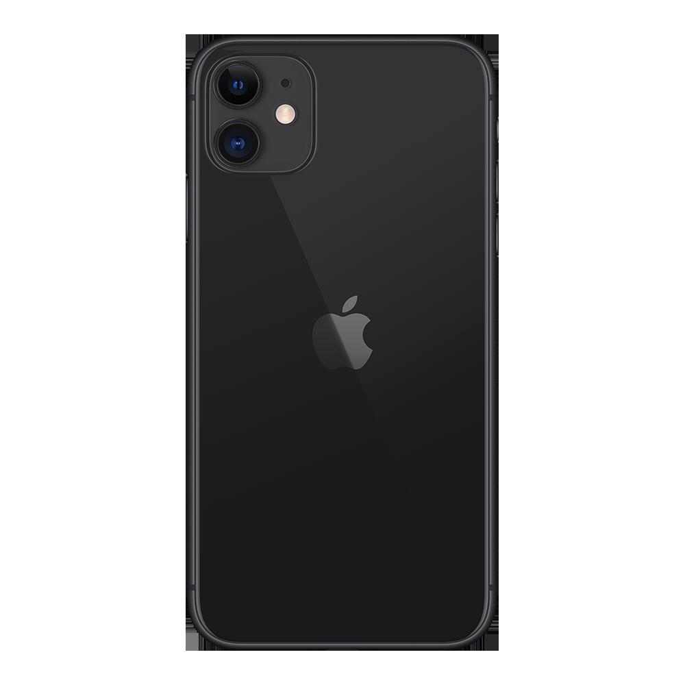 Apple IPhone 11 Noir 128Go dos
