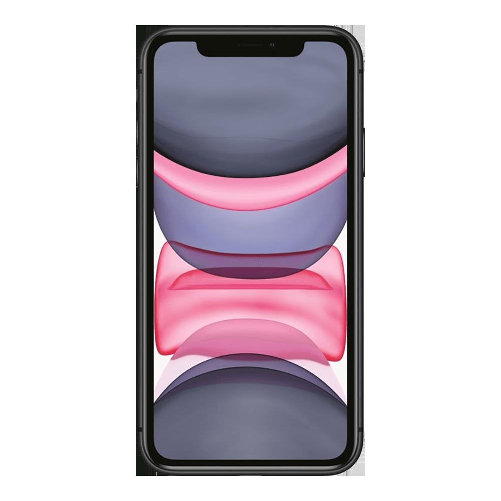 Apple IPhone 11 Noir 128Go face