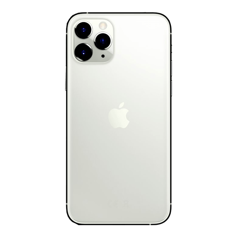Apple IPhone 11 Pro Max Argent 64Go dos