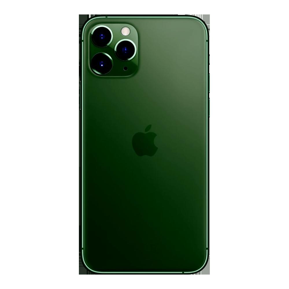 Apple IPhone 11 Pro Max Vert Nuit 64Go dos