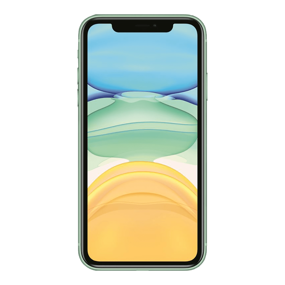 Apple IPhone 11 Vert 64Go face