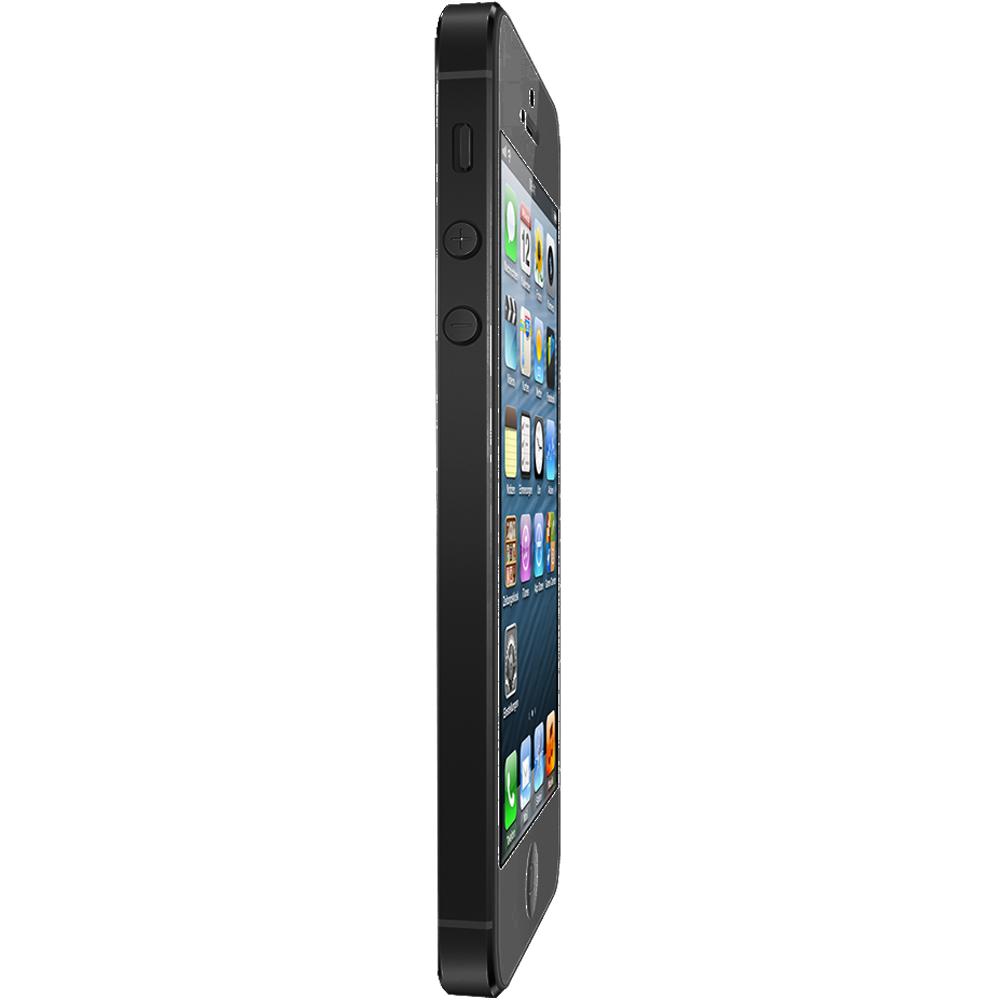 Apple iPhone 5 Noir 16Go rec - Profil