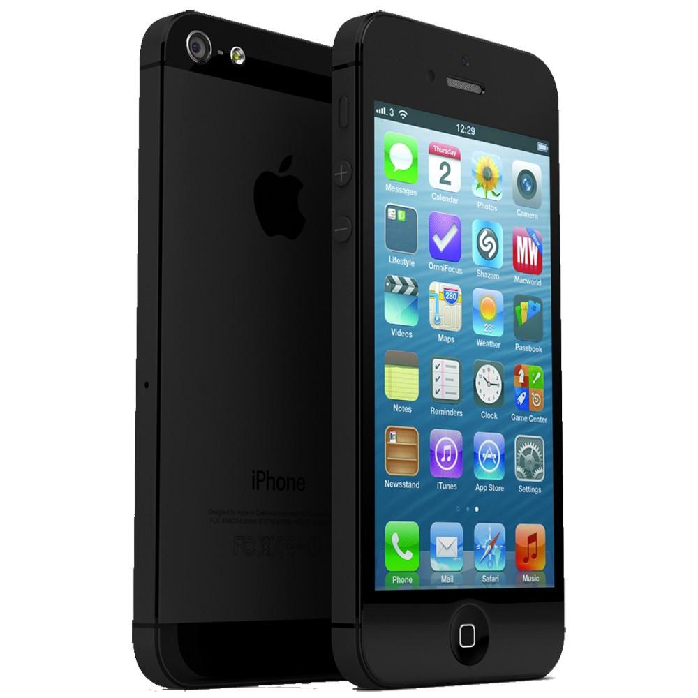 apple iphone 5 noir 16 go reconditionn coriolis telecom