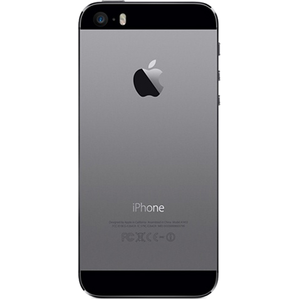 apple iphone 5s gris 16go reconditionn coriolis telecom. Black Bedroom Furniture Sets. Home Design Ideas