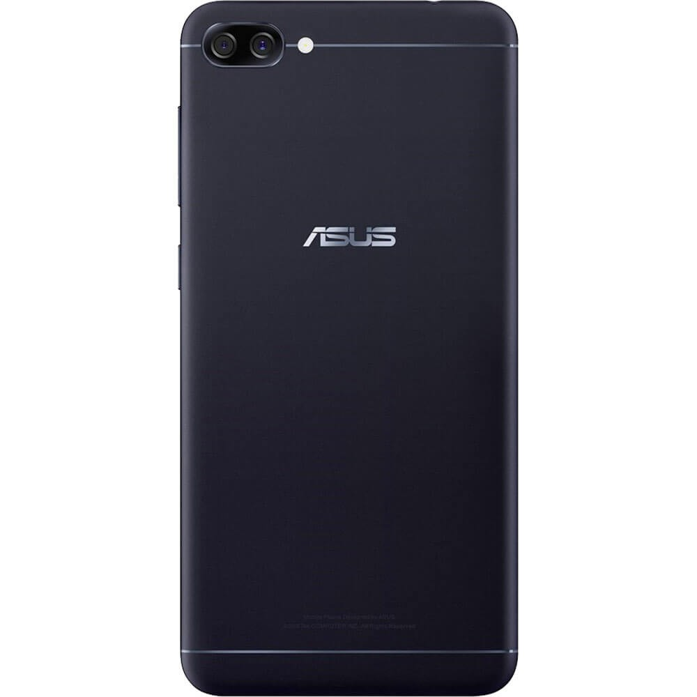 Asus Zenfone 4 Max Noir - Dos