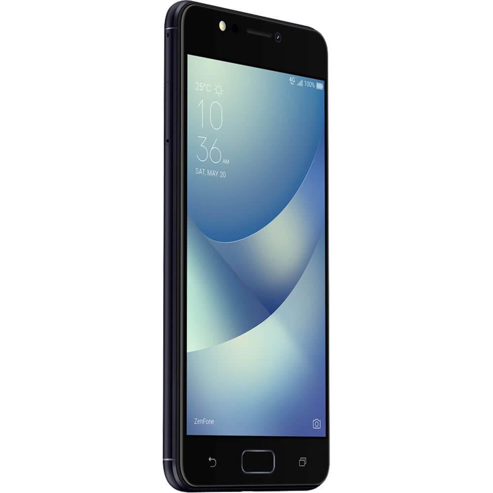 Asus Zenfone 4 Max Noir - Profil