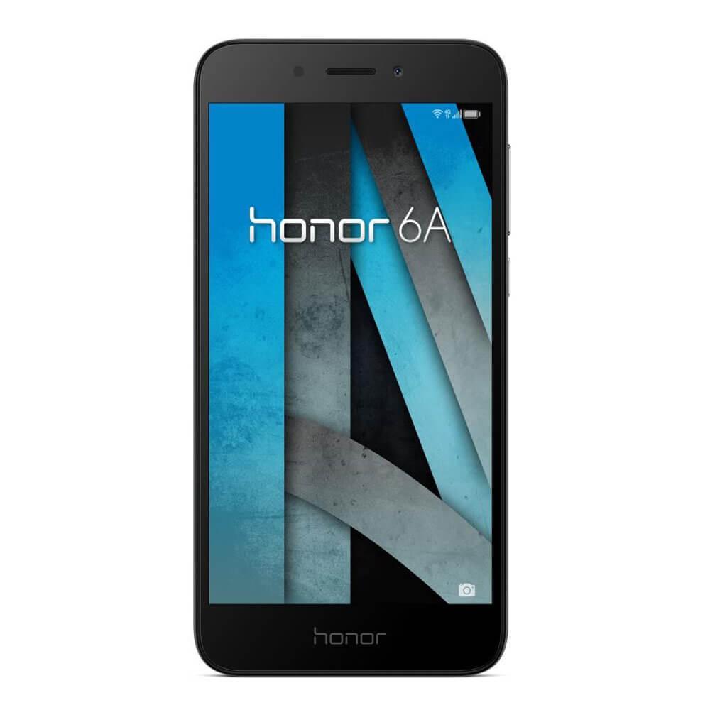 Honor 6A Gris - face