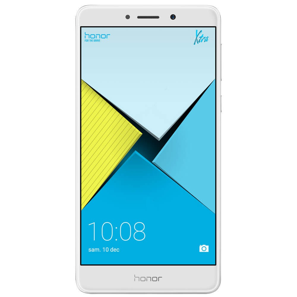 Honor 6X Argent - Face