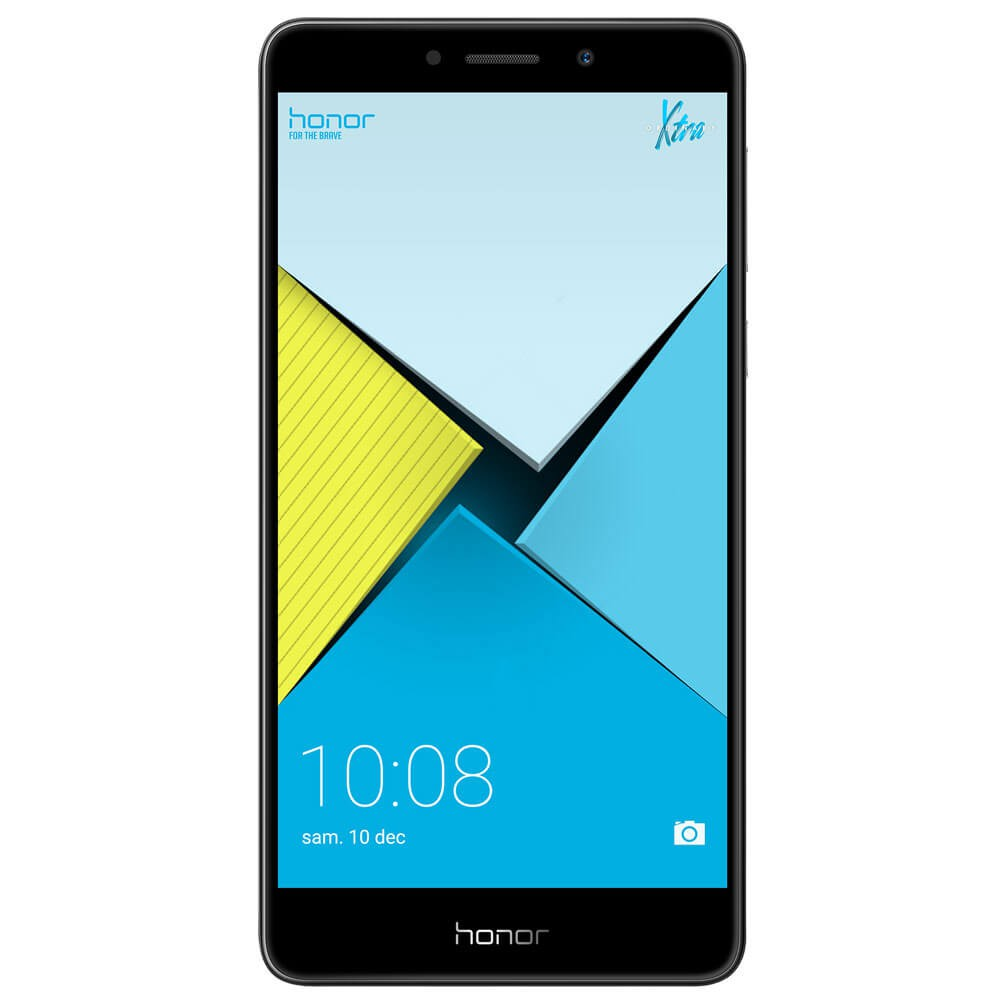 Honor 6X Gris - Face