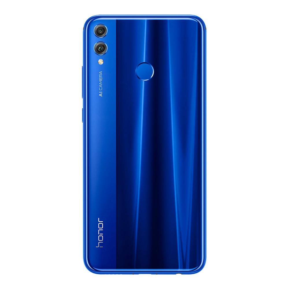 Honor-8X-bleu-dos