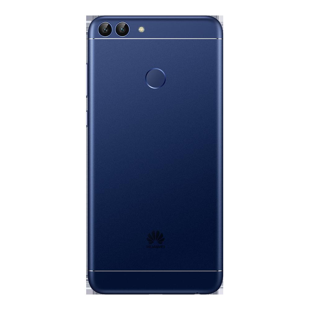 Huawei-P-Smart-Bleu-dos