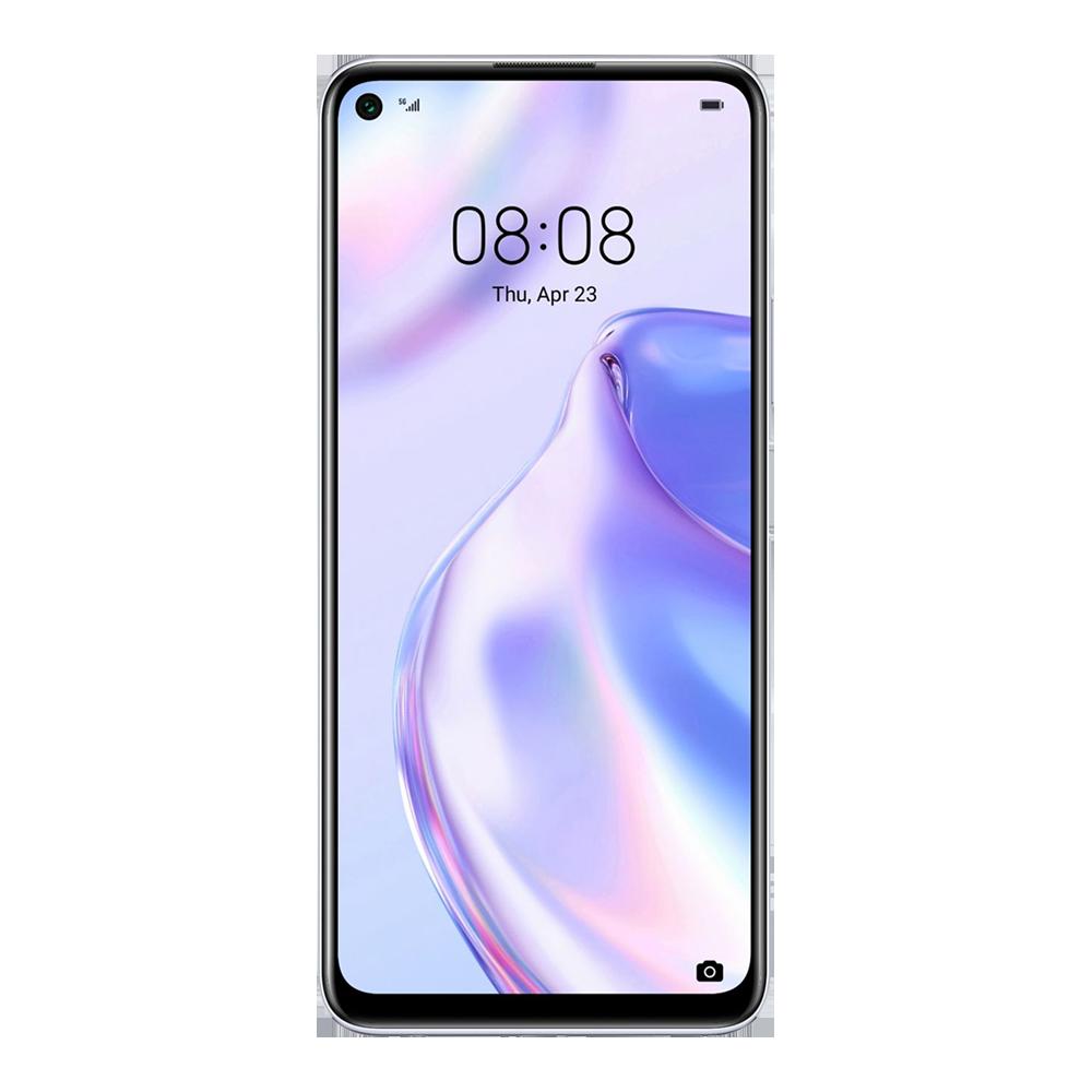 Huawei-p40-lite-5g-128go-argent-face