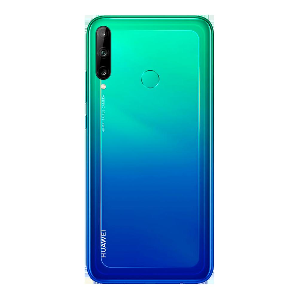 huawei-p40-lite-e-64go-bleu-dos