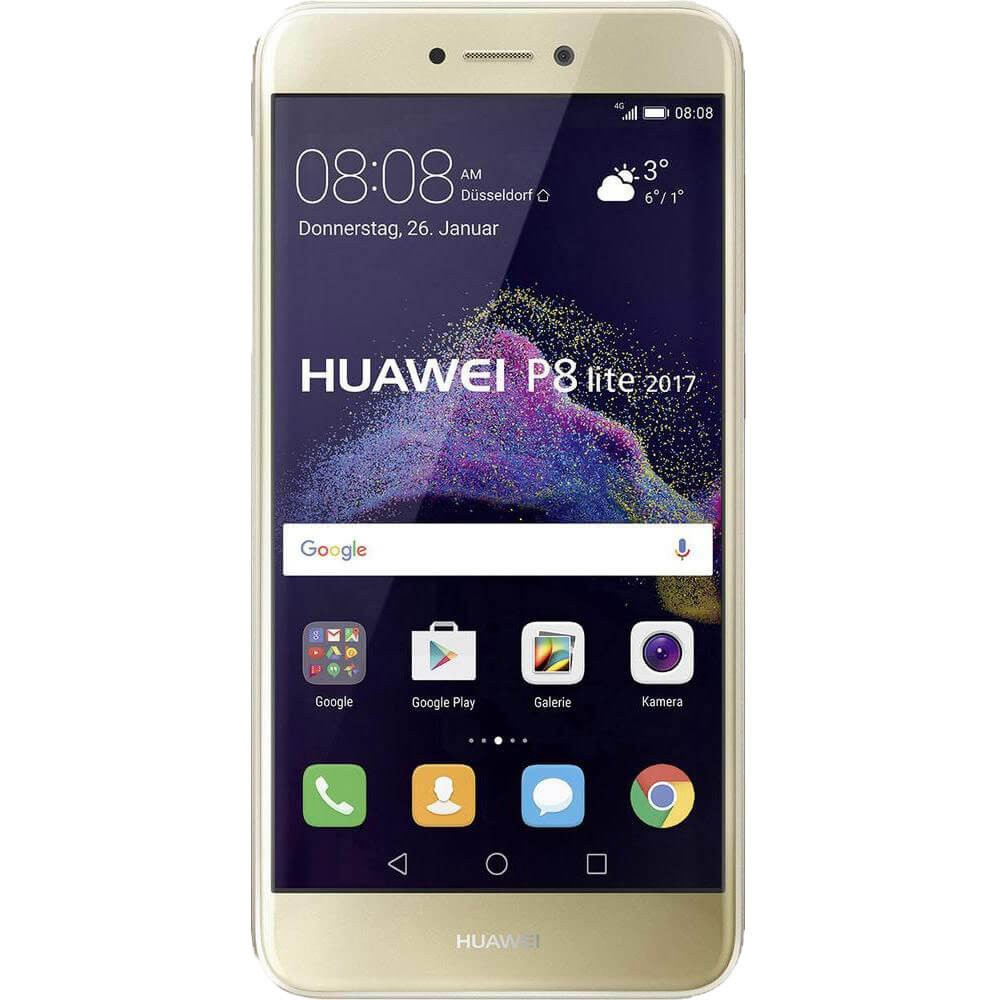 Huawei P8 Lite 2017 Or - Face