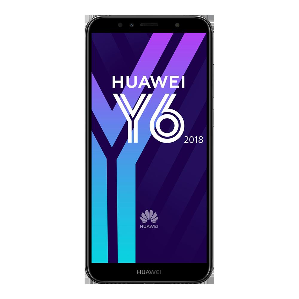 huawei-y6-2018-noir-face